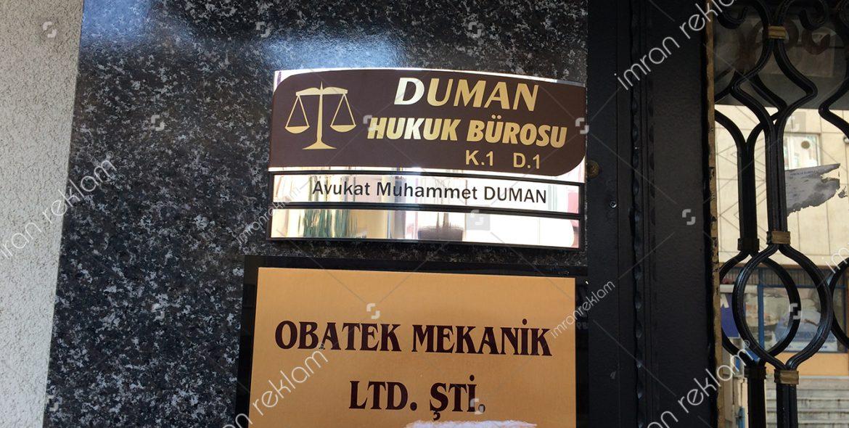 Avukat Tabelası