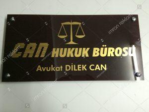 pleksi avukat tabelasi ornekleri