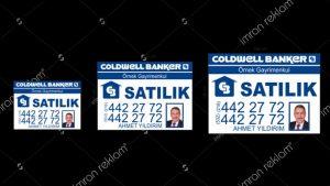 Coldwell Banker Afişleri