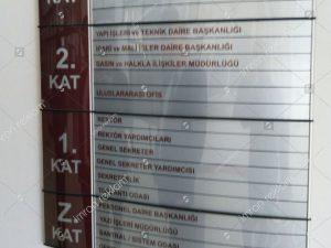 Yonlendirme-Kat-Plan-Tabelasi