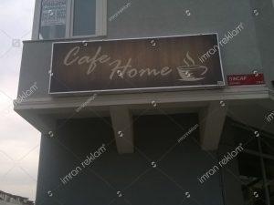 Polikarbon cafe tabelası