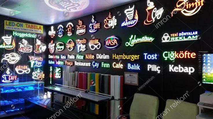 Altınşehir Neon Tabela