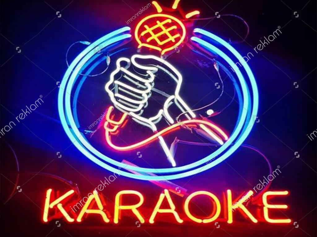 Karaoke Neon Tabela