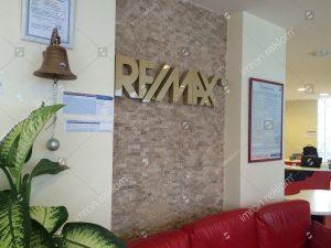 Remax banko tabelası