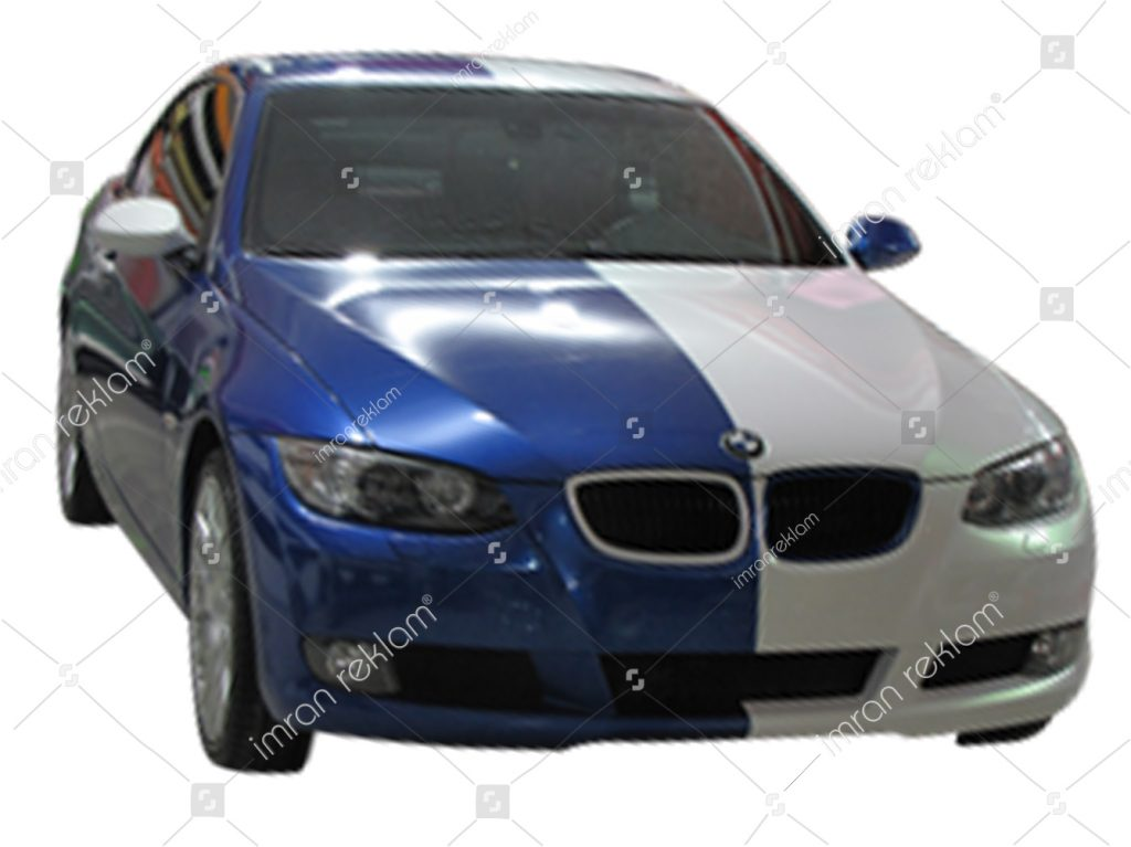 Araç renk değişim örnekleri