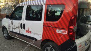 Fiat Doblo Araç Giydirme