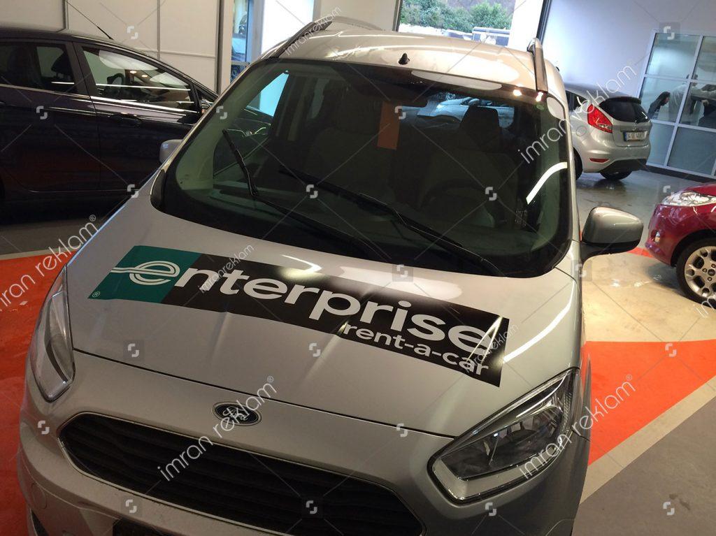 Ford Tourneo araç kaplama modelleri