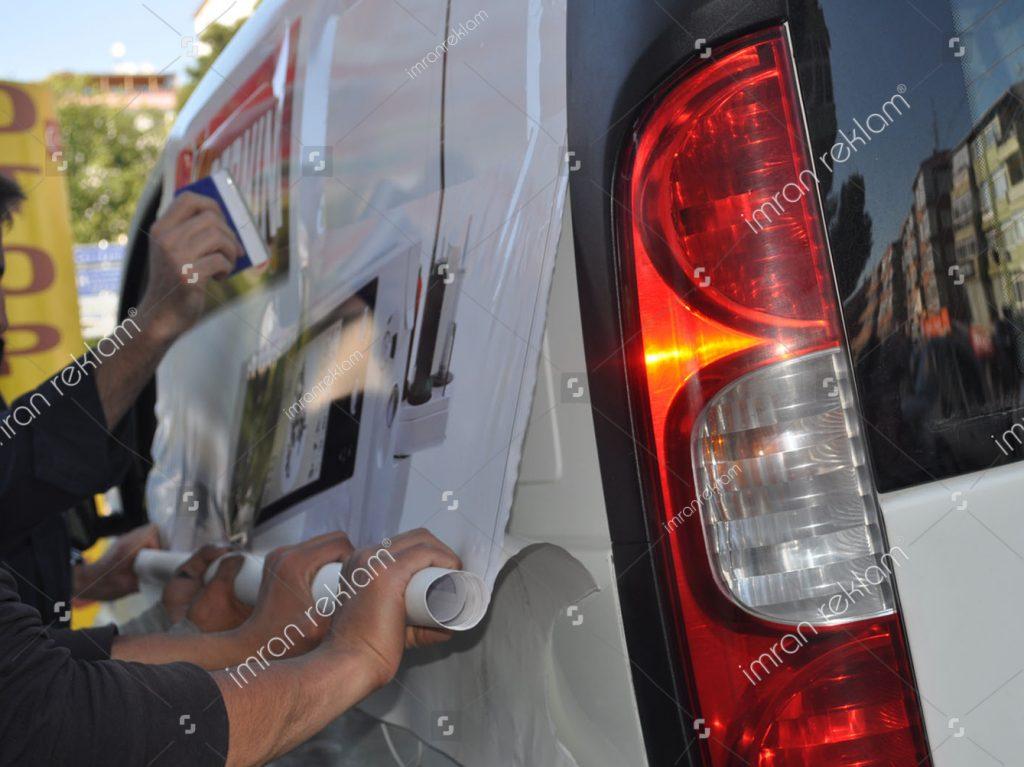 Fiat Doblo Araç Kaplama