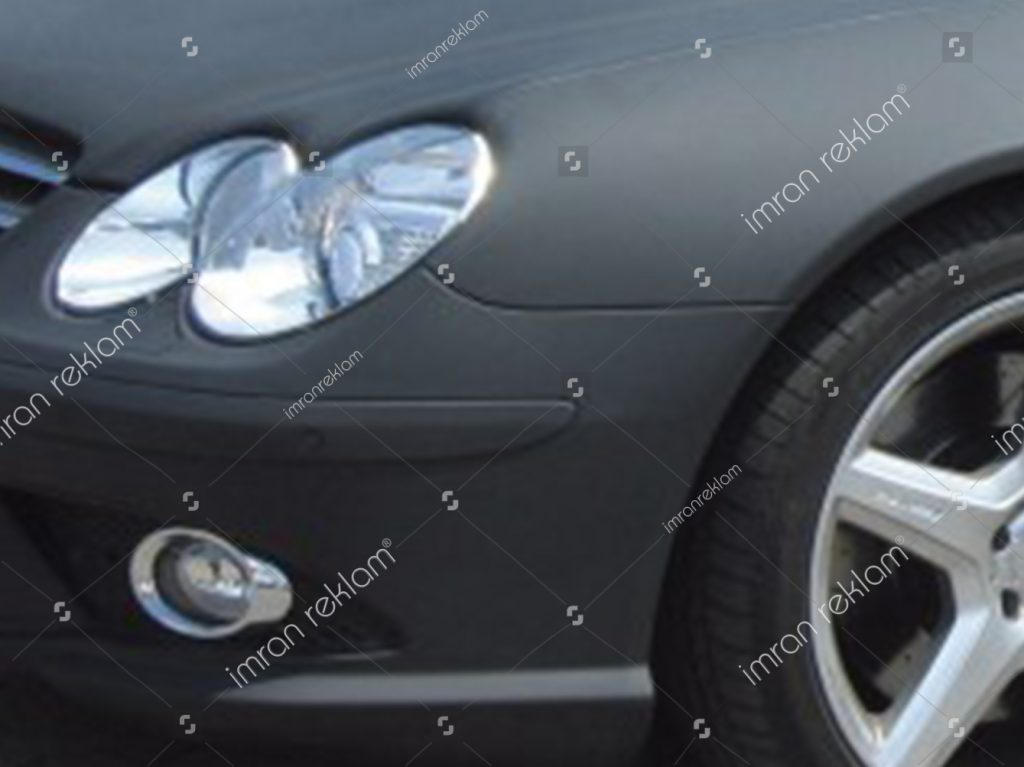 Mercedes Mat Kaplama