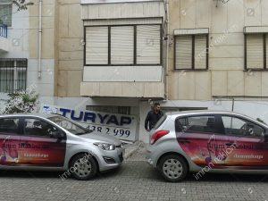 Hyundai i20 Araç Giydirme