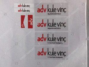 baskes folyo sticker örnekleri