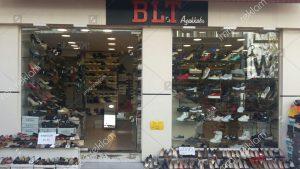 BLT Ayakkabı Maltepe Kutu Harf Tabela