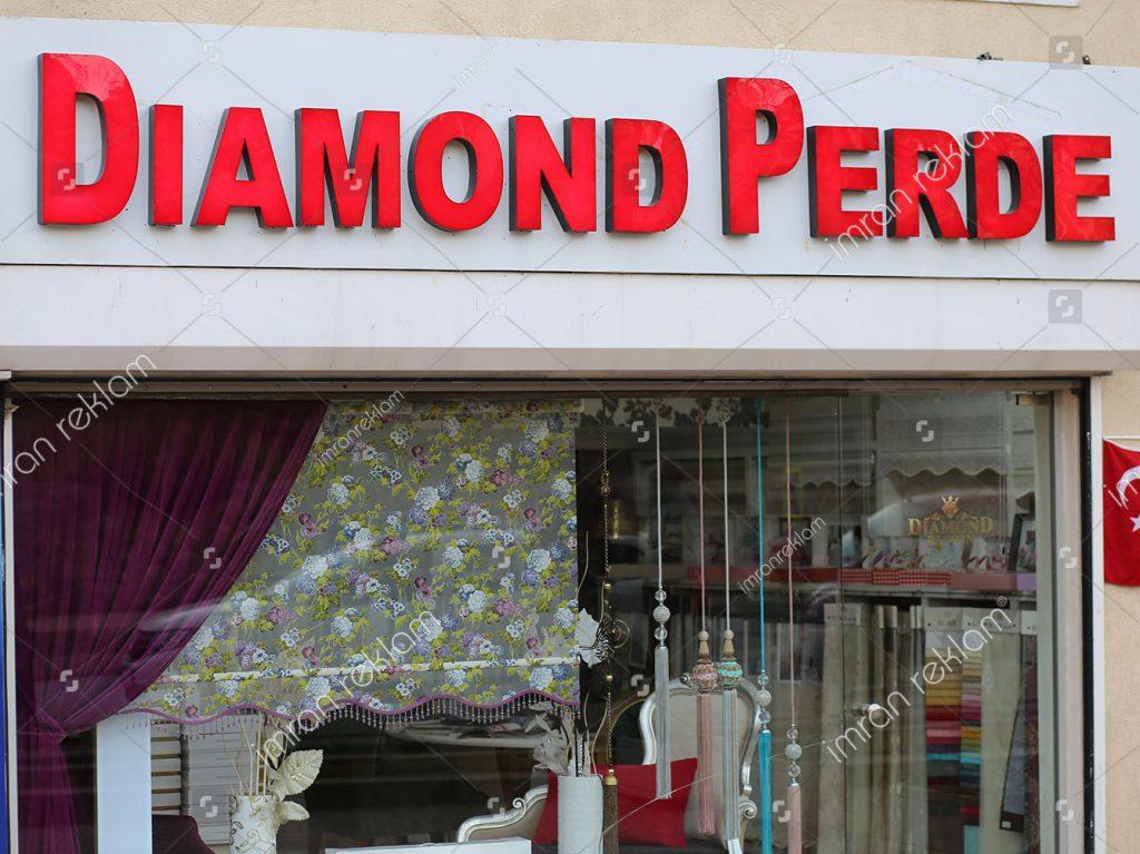 Diamond Tabela Kutu Harf