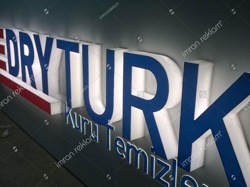 Dry Turk Tabela Kutu Harfler