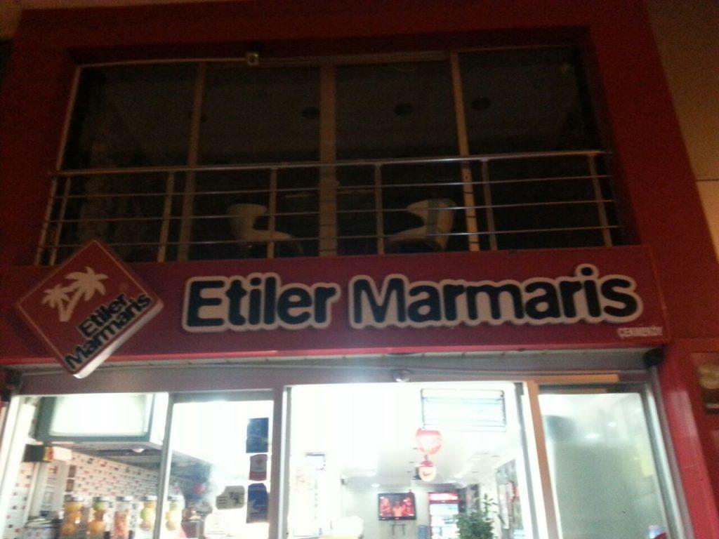Etiler Marmaris Tabela