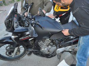 Motorsiklet kaplama modelleri