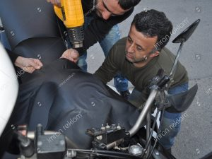 Motorsiklet kaplama örnekleri