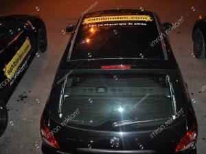 Peugeot 206 Araç Giydirme örnekleri