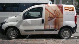 Peugeot Bipper Araç Giydirme