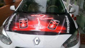 Renault Fluence Araç Giydirme