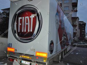 Fiat firması tır kaplama