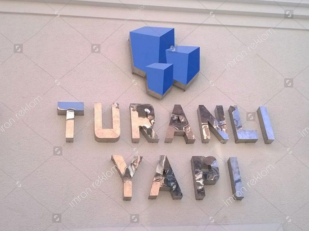 Turanlı Yapı Tabela