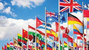 Ülke Bayrağı Baskısı