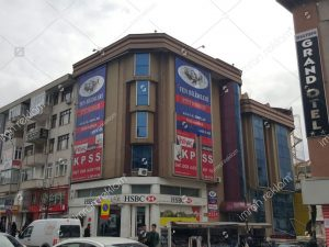 bina reklam kaplama