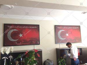 turk-bayragi-temali-foreks-levha