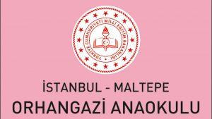 Hacıosman Anaokulu Tabelası