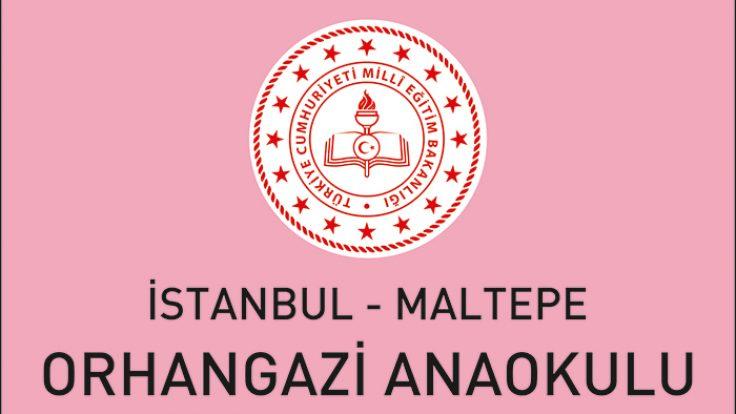 Ataşehir Anaokulu Tabelası