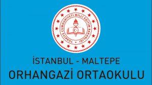 Ataşehir İlkokul ve Ortaokul Tabelası