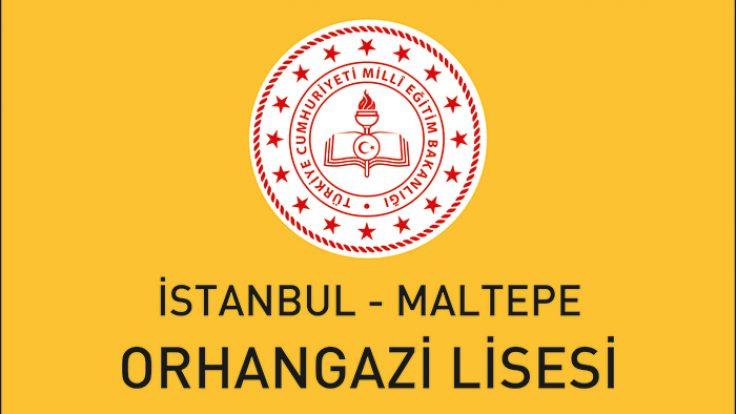 Dolmabahçe Lise Tabelası