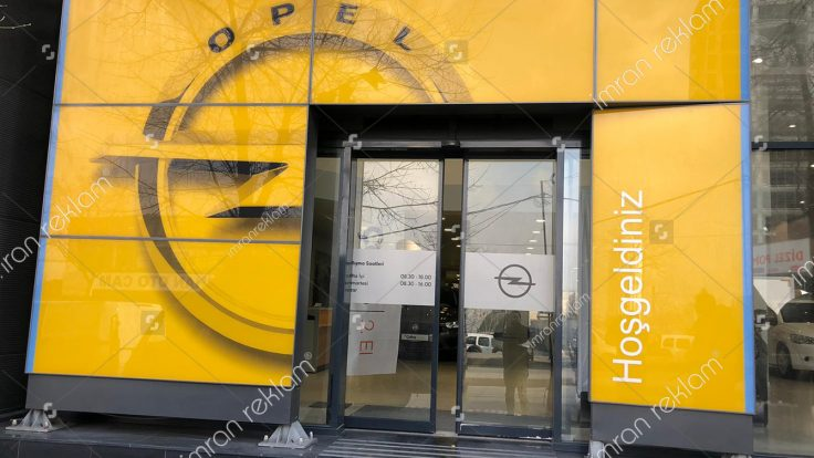 Opel Tabelası