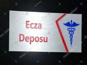 Ecza-Deposu-Kapı-İsimliği