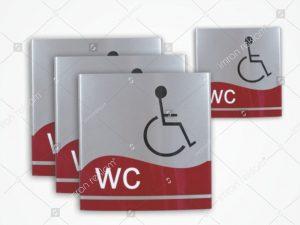 Wc-Kapı-İsimliği