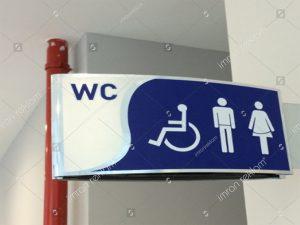 Wc-Kapısı-İsimliği