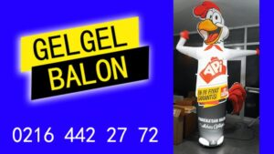 Beykoz Anadoluhisarı Gel Gel Balon