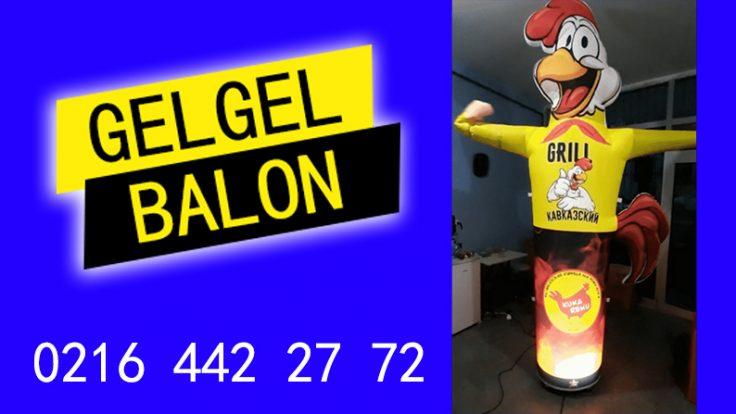 Gel Gel Balon 48106