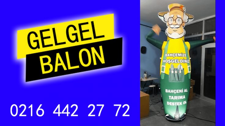 Gel Gel Balon 48110