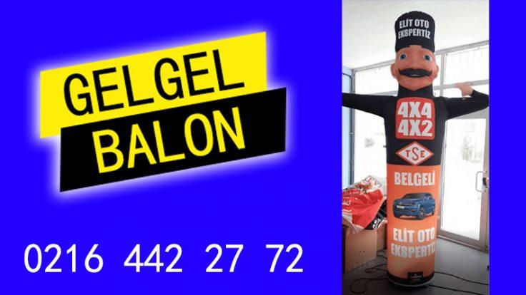 Gel Gel Balon 48112