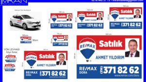 RE/MAX Piramit Afiş