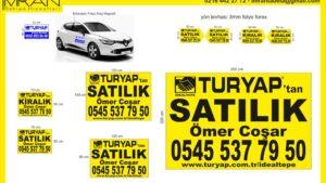 Turyap Beyoğlu Afiş
