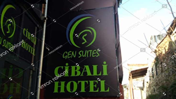 Suite Hotel Tabelası