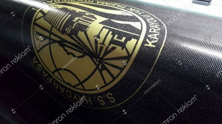 Fenerbahçe Oneway Vision Baskı