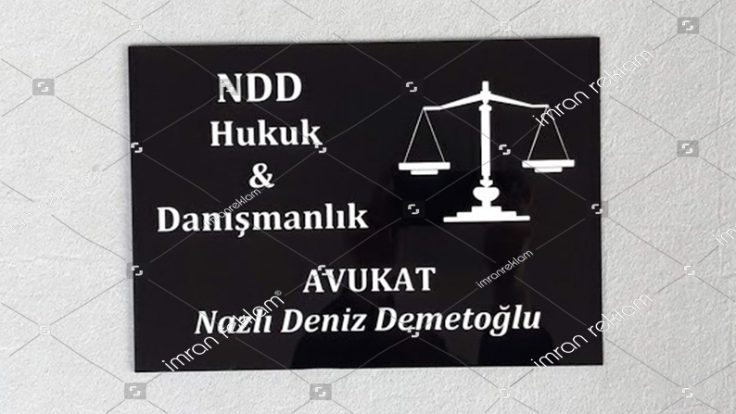 Avukat Bina Tabelası