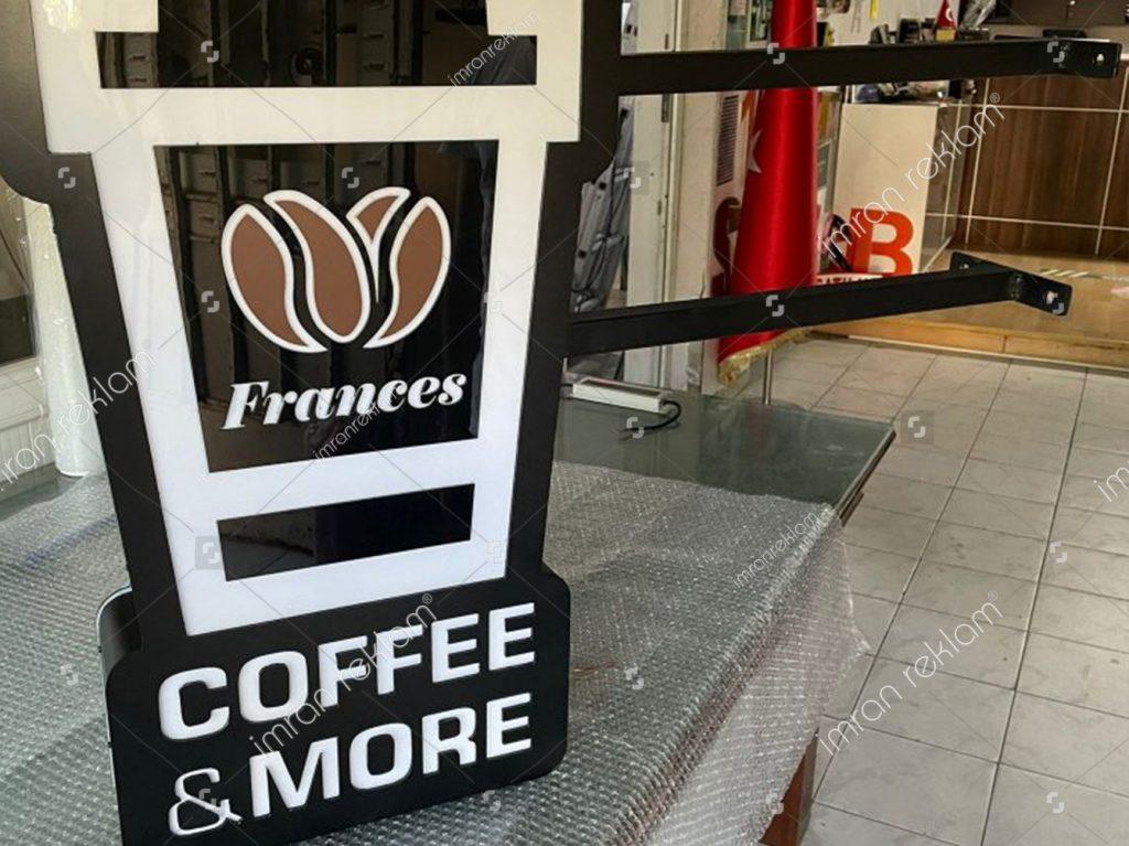 Frances-Cafe-Bardak-Sekilli-Isikli-Tabela