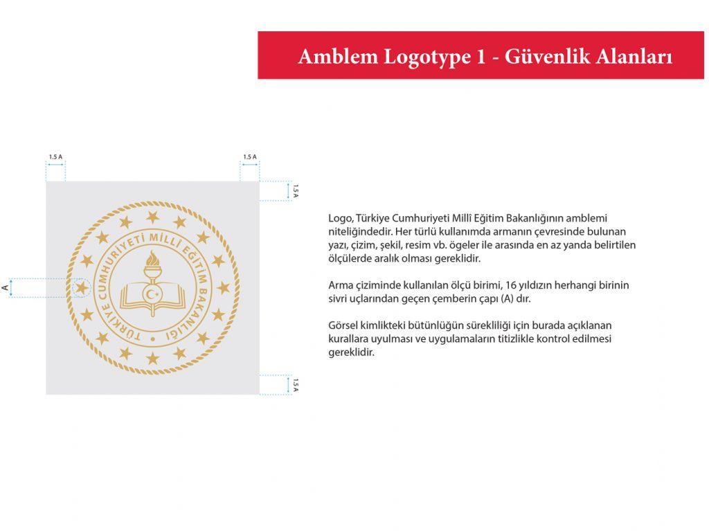 Amblem Logotype Güvenlik Alanları Örnekleri