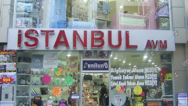 Anatolium Marmara Alışveriş Merkezi English Home Tabela Tamiri