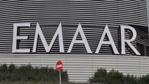 Emaar Square Mall Alışveriş Merkezi Majouri Tabela Tamiri